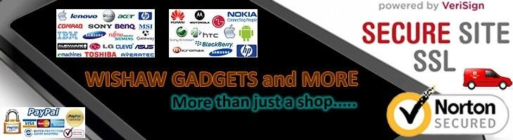 Wishaw Gadgets and More eBay Store