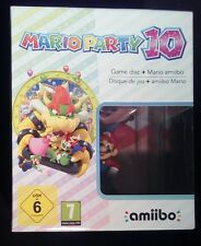 Wii U Mario Party 10 Limited Edition ✔ PAL ✔ SEALED ✔ COLLECTORS CONDITION ✔