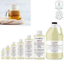 Pumpkin Spice Perfume/Body Oil Unisex Candle Soap Bath Bomb Incense Making Lot