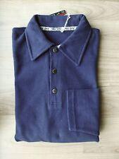 Hey Say Sport polo para hombre Camisa de punto talla L anglica-azul buena baumwollqualität