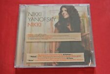 Nikki Yanofsky Nikki Import Canada CD SEALED BRAND NEW
