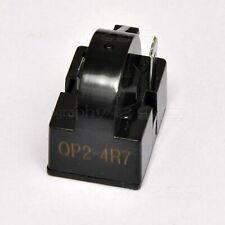 1 Pin Qp2-4R7/4.7Ω Freezer Refrigerator Compressor Start Relay Starting Resistor