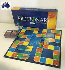 Pictionary GAME Family Board Game Kid  Adult Educational Toy Hot Fun Party Game