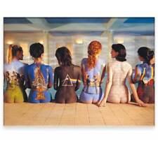 "Pink Floyd Back Art 2.5"" x 3.5"" Fridge Flat Magnet"