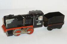 Antiguo Locomotora Escala 0? Maqueta de Tren Extensor Blechlok