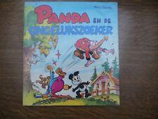 Marten Toonder: Panda en de ongelukszoeker/ Cartoonder B.V., 1981