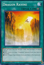 Dragon Ravine - SR02-EN026 - Common - 1st Edition YuGiOh Near Mint