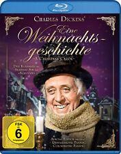 Charles Dickens' Eine Weihnachtsgeschichte 1951 BLU-RAY Alastair Sim als Scrooge
