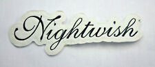 NIGHTWISH  Embroidered Sew Iron On Cloth Patch Badge Jacket T-Shirt NIGHT WISH W