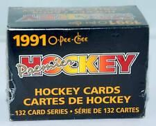 1990-91 O-PEE-CHEE OPC HOCKEY MINT SEALED FACTORY SET JAGR MODANO FEDOROV ROOKIE