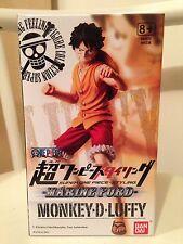 NEUVE/NEW - One Piece - Super Styling - MONKEY D LUFFY -Bandai