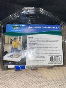 PetSafe Universal Pet Door Installation and Weather Proofing Kit PAC11-10863