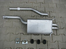 Mercedes CLK 320 C209 3.0 CDi Coupe 2002-2009 exhaust system silencer *1094