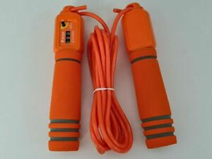 Adjustable Skipping ROPE Boxing Fitness Speed Jump Rope Adult Kids FAT BURN FREE