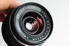 MAMIYA - SEKOR CS Auto  28mm  f/2.8  Wide Angle Lens, Mamiya ZE Bayonet Mount