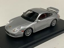 1/43 MR Collection Porsche 911 ( 996 ) GT3 in silver    A1026