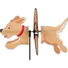 "Premier Kites Petite Spinner - Retriever Labrador 100% UV resistant fabric 19"""
