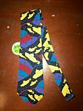 The Beatles Tie Yellow Submarine 100% Silk Brand New with Tags