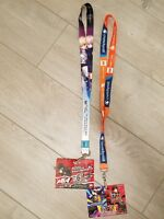 AX 2018 Fate Grand Order + Crunchy Roll Lanyard Set