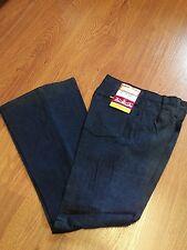 J-330 true vintage blue bell maverick big flare leg jeans 28×32 USA