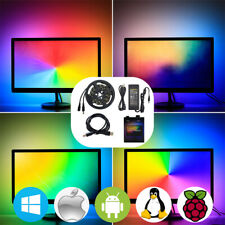 DIY Ambilight Desktop PC Dream Screen Computer Monitor Backlight LED Set