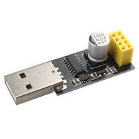 USB 5V to ESP8266 Serial Wireless Wifi Module Developent Board for Arduino DIY