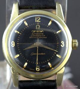Vintage Omega Seamaster 2767 Calibre 354 Chronometer Gold & Steel