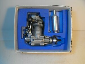 O.S. Four Stroke Model airplane engine, FS-90, orig. box  15c.c.