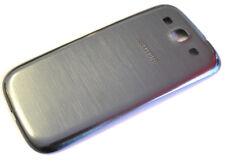 ORIGINALE Samsung Galaxy s3 i9300 i9305 COVER POSTERIORE COPRIBATTERIA COVER POSTERIORE GRIGIO
