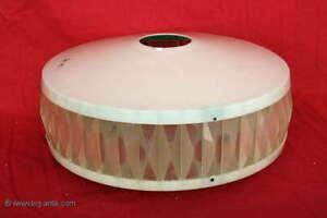 VINTAGE! Runde 70er Deckenlampe / Deckenleuchte /  Nice 70s ceiling lamp