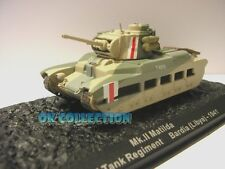 1:72 Carro/Panzer/Tanks/Military MK.II MATILDA - Libya 1941 (47)
