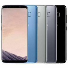 MINT A+ Samsung Galaxy S8 SM-G950U 64GB 4G LTE Midnight Black  Verizon UNLOCKED
