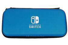 Blue Hard Protective Case Bag For Nintendo Switch console game accessories