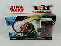 Star Wars Force Link Rathtar & Bala-Tik Figures Hasbro 2017 Aus Seller