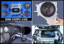 J&M ROKKER 2-CHANNEL 350W SPEAKER & AMP KIT 14-17 STREETGLIDE XXRK-350SP2-14SG