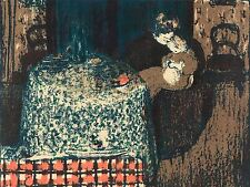 EDOUARD VUILLARD FRENCH MOTHERHOOD MATERNITE OLD ART PAINTING POSTER BB5227A