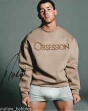 Nick Jonas Autographed Signed 8x10 Photo COA #1