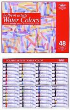 Holbein Artist Transparent Watercolor 48 Color Set W409 5ml No.2 Tube