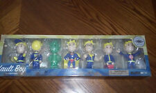 Fallout 4 Vault Boy Bobblehead Series 4 Vault 111 Box Set 7 pack 5 Inch