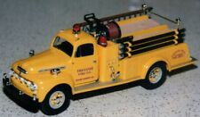 FIRST GEAR COLLECTIBLE, 1951 FORD F-7 PUMPER - 19-2173  TREVOSE FIRE COMPANY