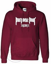 Purpose Tour Justin Bieber Fear of God vFiles Unisex PulloverJumper Sweat Hoodie