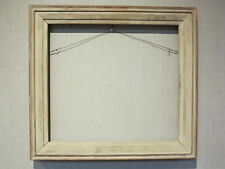 c.1950's modernist picture frame fit 16 x 18 painting