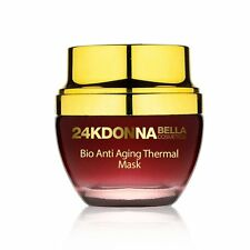 Donna Bella 24K Gold Bio Anti-Aging Thermal Mask - 50ml