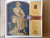 9 LP-Box Melodia  Beethoven 9 Sinfonien + Bruckner - Te Deum  / Bruno Walter rar