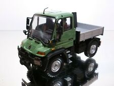 SCHUCO MERCEDES BENZ UNIMOG U300 TRUCK - GREEN 1:43 - VERY GOOD CONDITION