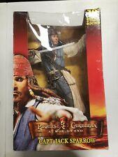 "Pirates of the Caribbean 18"" Captain Jack Sparrow Figure"