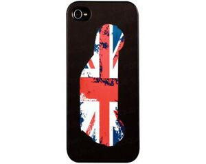 MINI Hard Case For iPhone 5 With England Flag Original Phone Cover OEM NEW