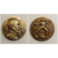 Médaille Centenaire 1° Régiment de Bersaglieri 1836/1936 / la Marmora MF43003