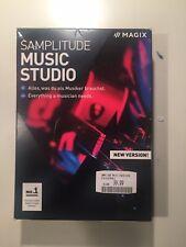 MAGIX Samplitude MUSIC STUDIO 2019 Musikstudio