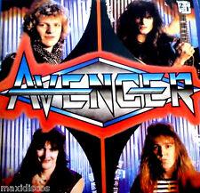 LPx2 - Avenger - Blood Sports / Killer Elite (Trash) Orig. Spanish Press. 1986)
